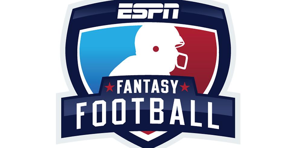 2019 NFL Fantasy Football