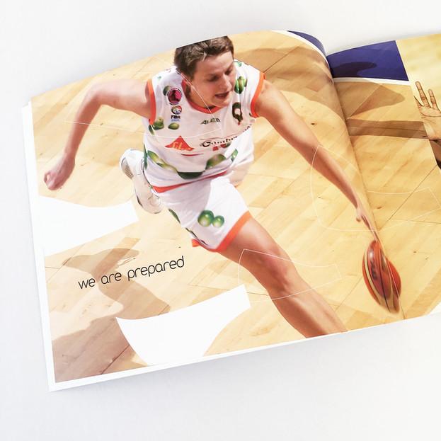 FIBA 2010, brožura