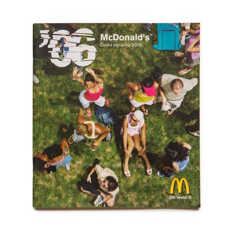 Výroční zpráva McDonald's 2006