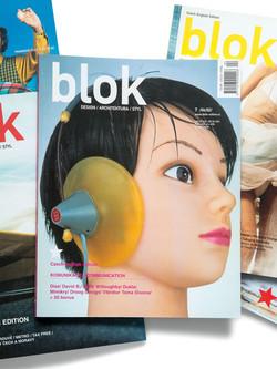 Časopis Blok