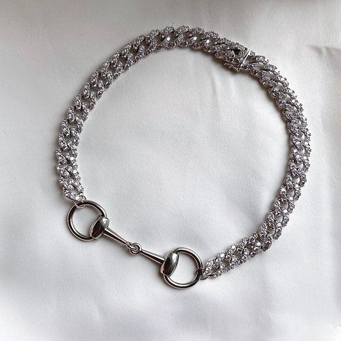 GUCCI HORSEBIT CHOKER - REWORKED VINTAGE COLLECTION