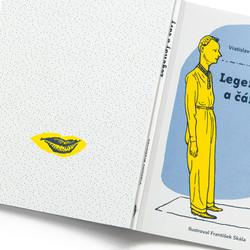 Kniha Legendy a čáry