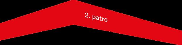 Komunardů, 2. patro