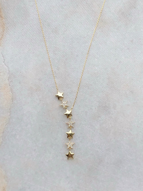 LIKE A STAR NECKLACE