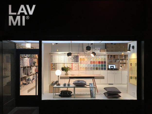 LAVMI Showroom