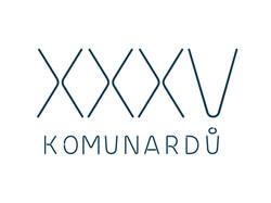 Logo Komunardů 35