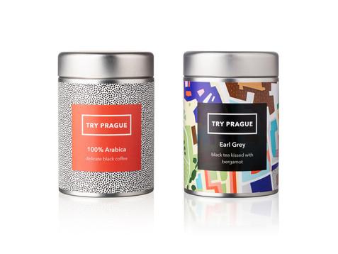Try Prague káva a čaj