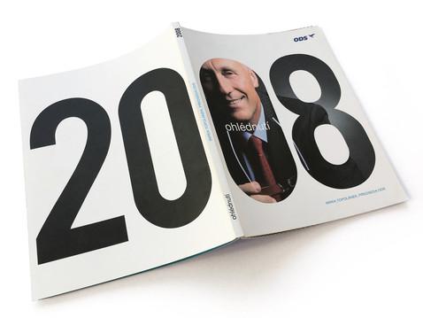 Brožura ODS 2008