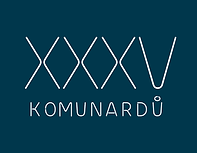 Komunardu 35 logo