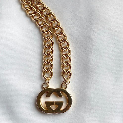 GUCCI NECKLACE - REWORKED VINTAGE COLLECTION