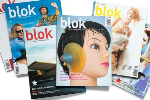 Magazín Blok