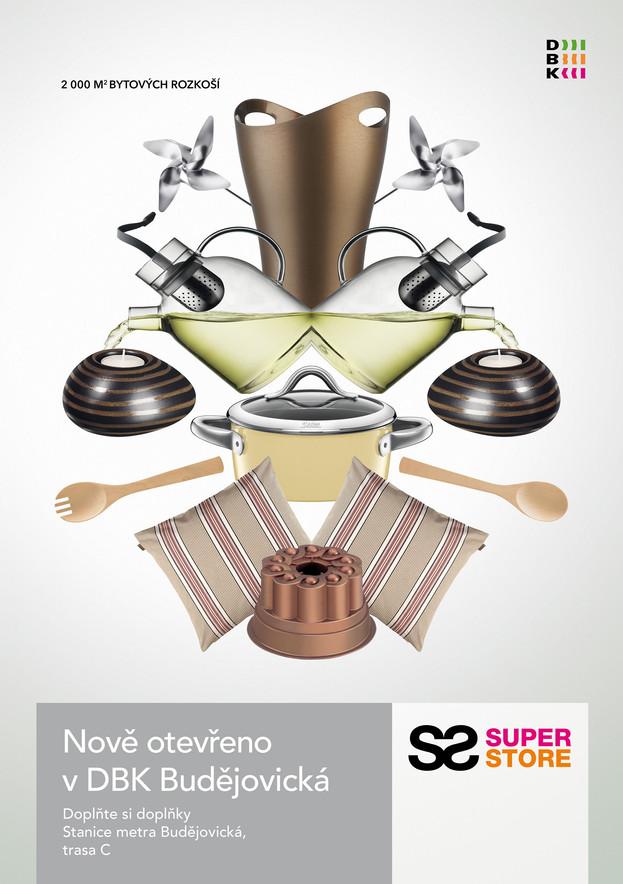 Super Store leták A5