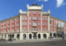 Palladium, Praha