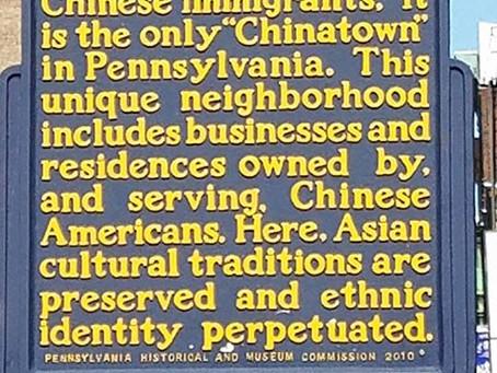Chinatown in Philadelphia, PA!!