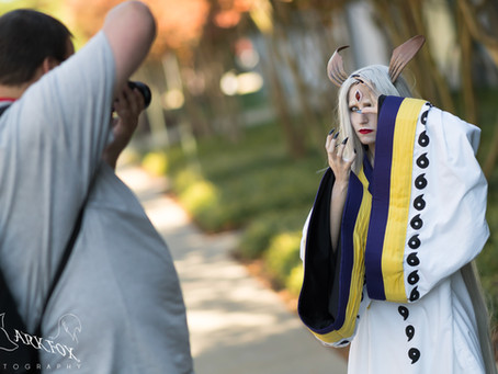 May 2018 Artist Spotlight: Saturn 7 Photography!!!
