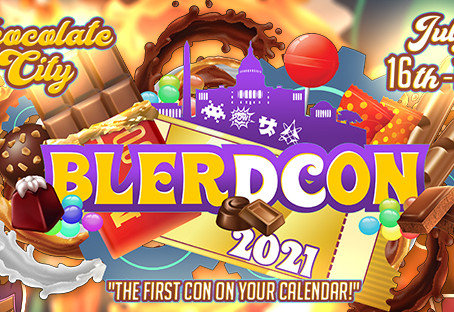 Blerdcon 2021 Review