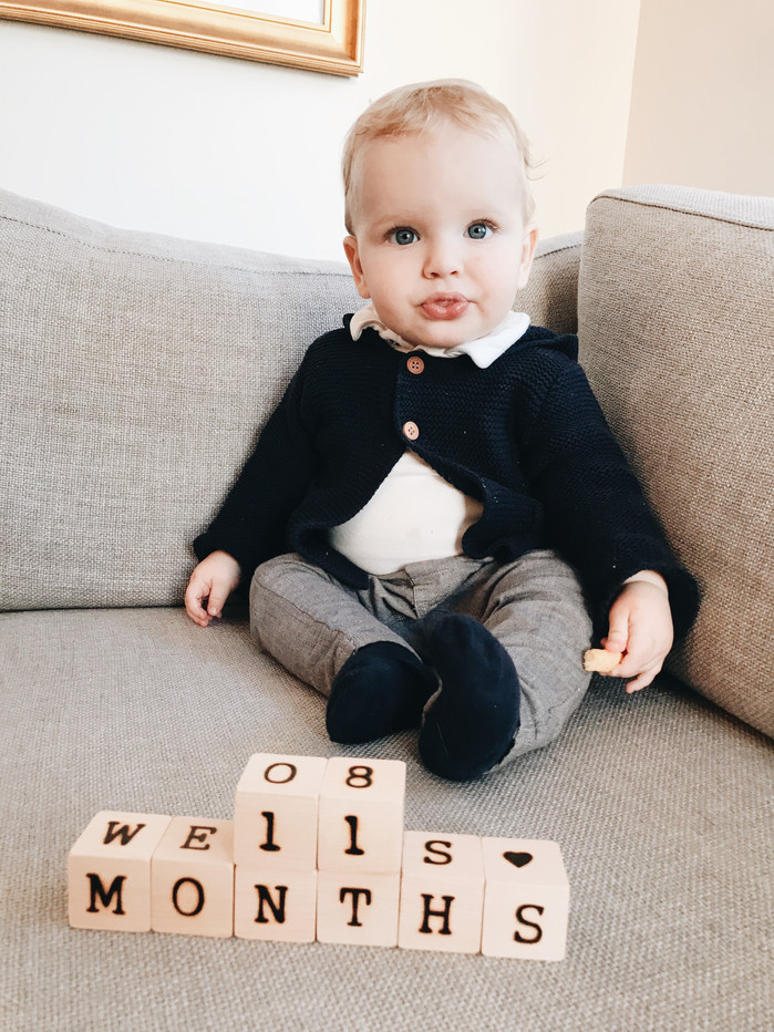 MONTHLY MAGNUS - YOU'LL ALWAYS BE MY BABY (11 MONTHS)