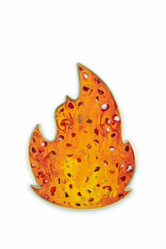 Fire (Marbly Emoji)