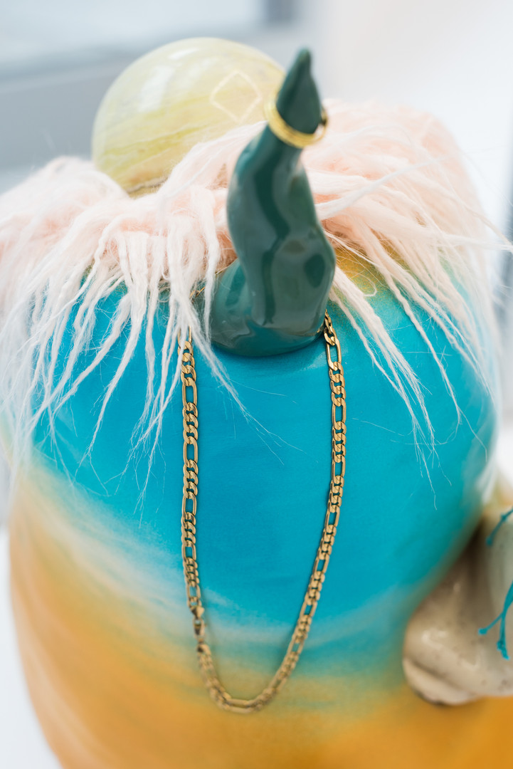 Jewelry Holder (Detail)