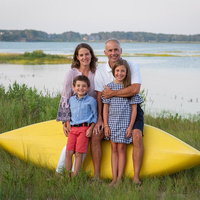 Sengekontacket Pond, Oak Bluffs