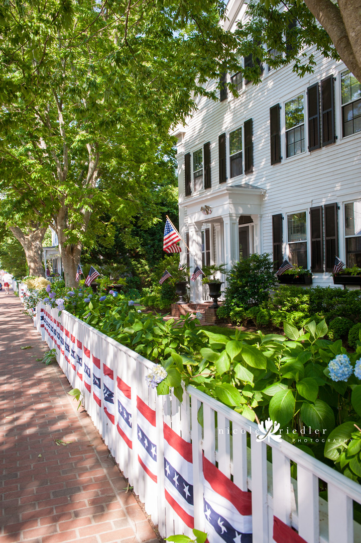 July 4th, Edgartown