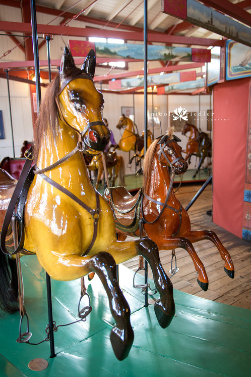 Flying Horses, Oak Bluffs