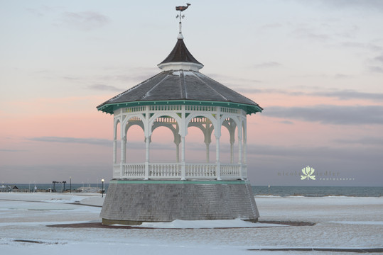 Ocean Park Gazebo, Oak Bluffs