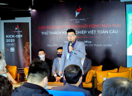 VietChallenge 2020 – Five-year journey and The First Crowdfunding Platform for Startups in Vietnam
