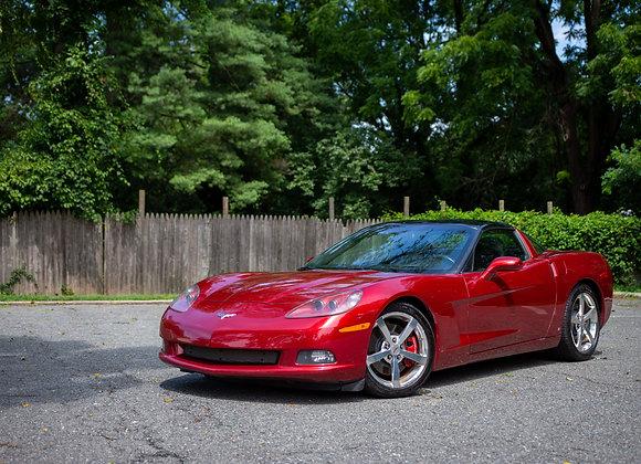 2008 Chevy Corvette
