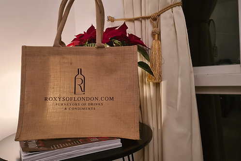 Brown R.O.L Canvas Bag