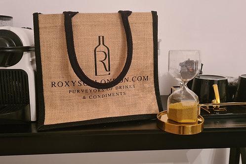 R.O.L Piped Canvas Bag