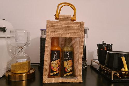 Natural 2 Sauces Gift Bag