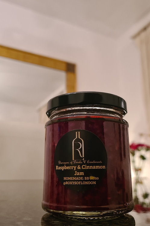 Raspberry & Cinnamon