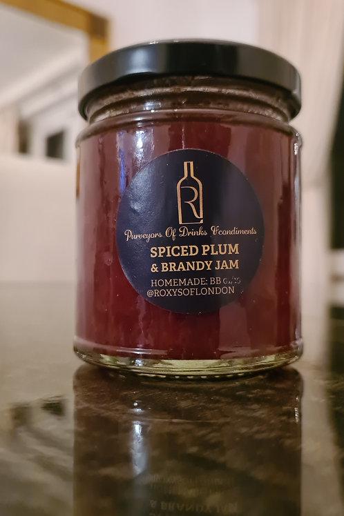 Spiced Plum & Brandy