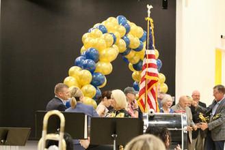 Ribbon Ceremony- John S. McCain Elementary