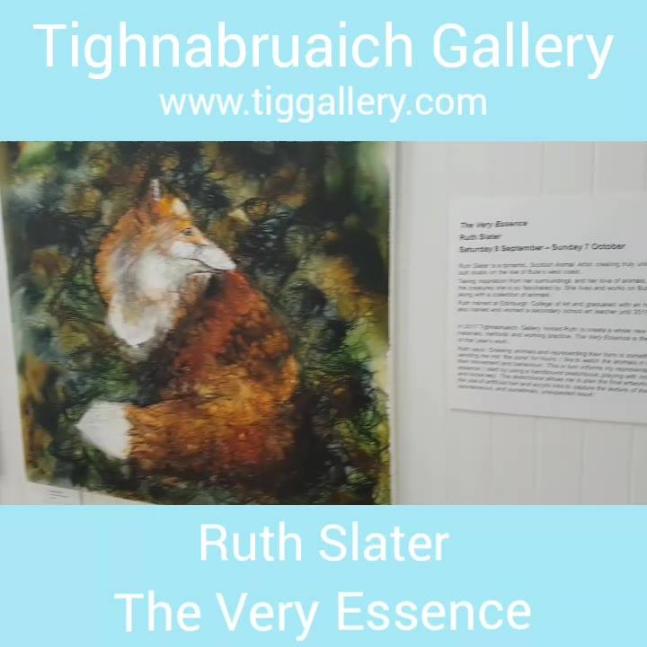 With Ruth Slater's exhibition coming to an end on Sunday we thought we would give you a show around the space and encourage any last minute visits to see the exhibition!