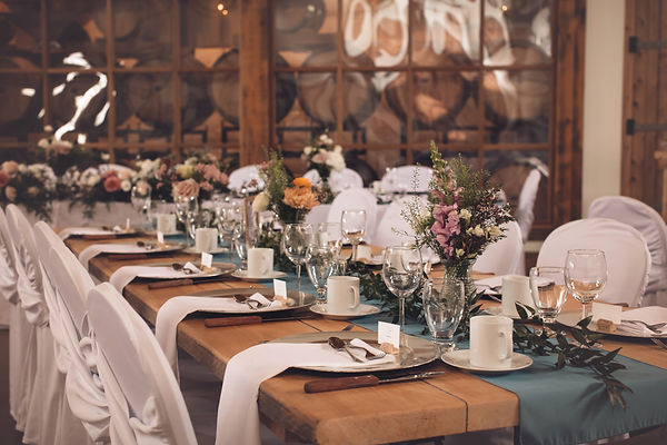 Ottawa Wedding Reception Space Vintage Jabulani Winery