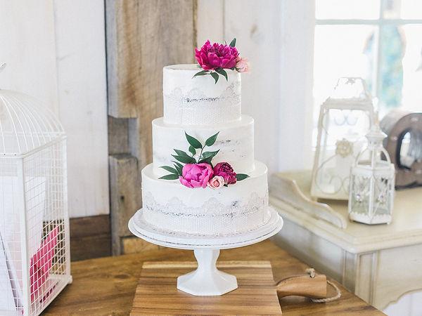 Ottawa Wedding Photography Reception Cake