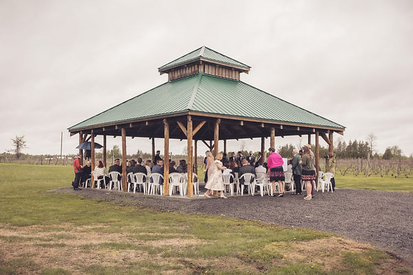 Ottawa wedding ceremony