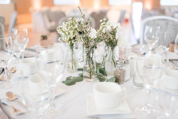 Capital Florist Arrangement Ottawa Wedding reception decor