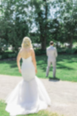 Ottawa Wedding Photography Couple First Look Stonefields