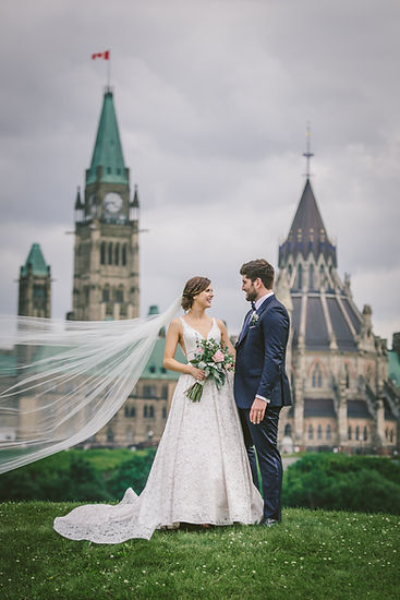 Ottawa Wedding Photography Parliament Hill