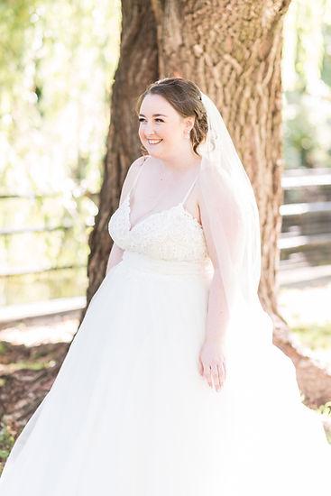 Ottawa Wedding Photography first look bride