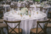 Ottawa Wedding Photograpy Reception Table Decor National Art Gallery