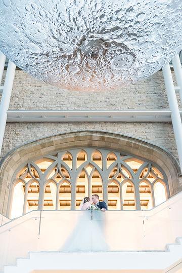 Ottawa Nature Museum Wedding Photography