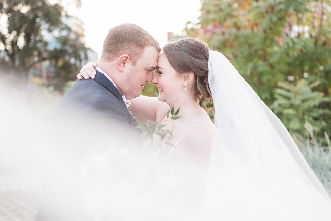 Ottawa Wedding Photography Veil