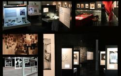scénographie d'expositions