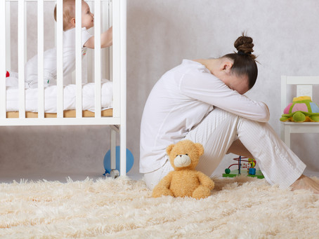How a Postpartum Mood Disorder Starts