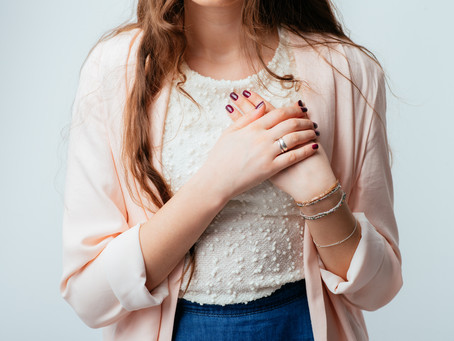 Postpartum Heart Palpitations