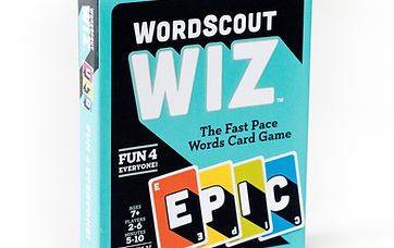 Fun Fast Letter Word Reading Card Game